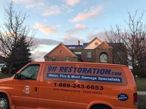 About 911 Restoration Belleville